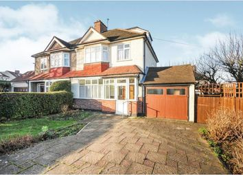 Thumbnail 4 bed semi-detached house for sale in Woodyates Road, Lee, London