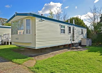 Thumbnail 2 bed mobile/park home for sale in Field Lane, St. Helens, Ryde, Isle Of Wight