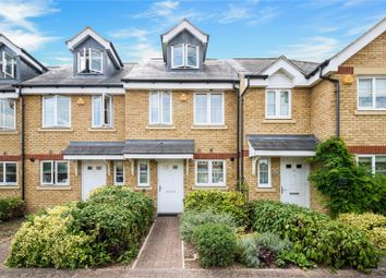 Thumbnail 4 bed terraced house for sale in Egmont Mews, Epsom, Surrey