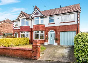 Thumbnail 4 bed semi-detached house for sale in Talbot Road, Fallowfield, Manchester