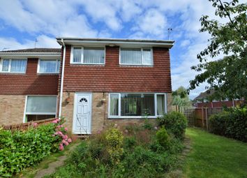 Thumbnail 3 bed end terrace house to rent in North Walsham Road, Sprowston, Norwich