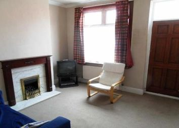 Thumbnail 3 bed terraced house to rent in Warwick Street, Sheffield