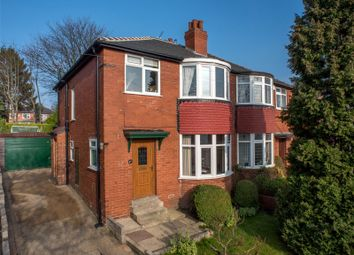 Thumbnail 3 bed semi-detached house for sale in Stainburn Road, Leeds, West Yorkshire