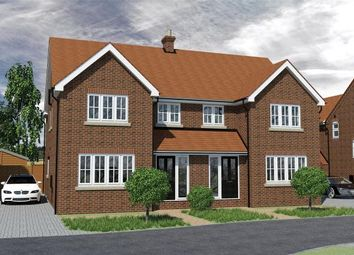 4 bed semi-detached house for sale in Lewknor, Watlington, Oxfordshire OX49
