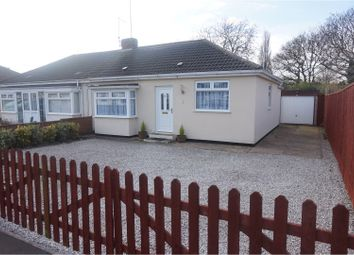 Thumbnail 3 bed semi-detached bungalow for sale in Wrygarth Avenue, Brough
