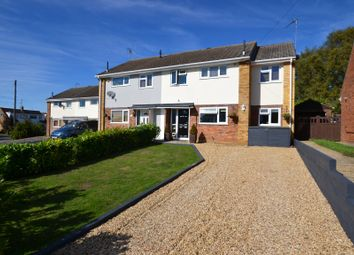 Thumbnail 5 bed semi-detached house for sale in Grafton Road, King's Lynn