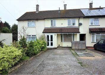 Thumbnail 3 bed terraced house for sale in Homemead, Cadbury Heath