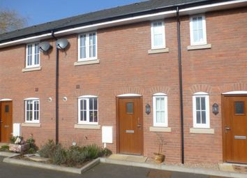 Thumbnail 2 bed town house to rent in The Beeches, Burbage, Hinckley