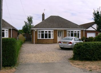 Thumbnail 2 bed detached bungalow to rent in Deepdale Lane, Nettleham, Lincoln, Lincolnshire.