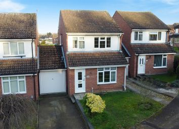Thumbnail 3 bed link-detached house for sale in Milden Road, Ipswich