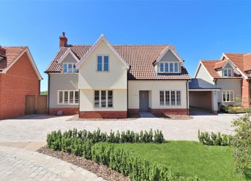 Thumbnail 4 bed detached house for sale in Priory Meadows, Hadleigh, Ipswich, Suffolk