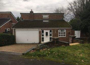 Thumbnail 4 bed detached house to rent in High Meadows, Compton, Wolverhampton