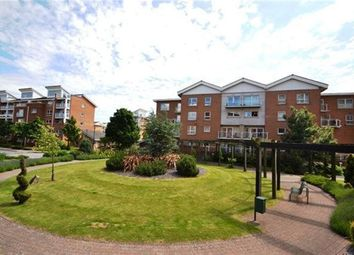 Thumbnail 1 bedroom flat to rent in Penstone Court, Chandlery Way, Cardiff