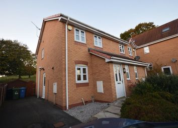 Thumbnail 2 bed property to rent in College Fields, Wrexham, Wrexham