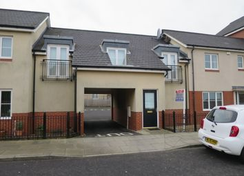 Thumbnail 2 bed flat to rent in Sea Winnings Way, Westoe Crown Village, South Shields