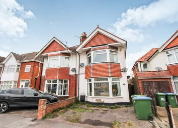 Thumbnail 4 bedroom semi-detached house for sale in Newlands Avenue, Shirley, Southampton