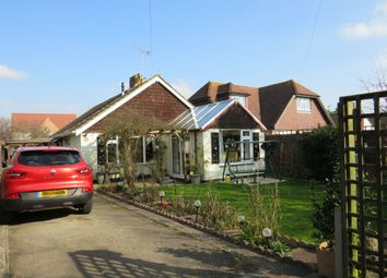 Thumbnail 2 bed detached bungalow for sale in Roundle Avenue, Bognor Regis
