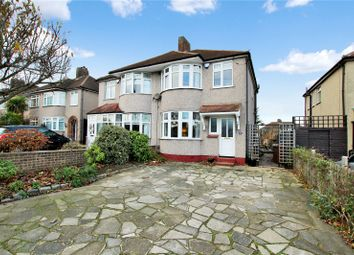 Thumbnail 3 bed semi-detached house for sale in Bexley Lane, Sidcup, Kent
