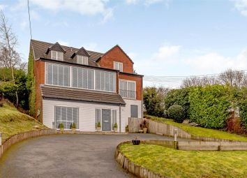 Thumbnail 4 bed detached house for sale in Birmingham Road, Lickey End, Bromsgrove, Worcestershire
