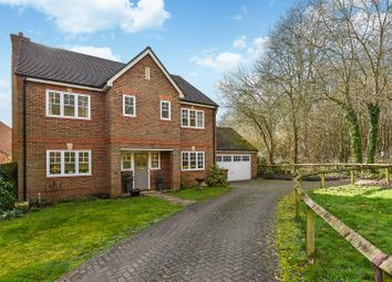Thumbnail 5 bed detached house for sale in Montgomery Road, Enham Alamein, Andover