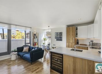 Thumbnail 2 bed flat for sale in Edison Court, Schoolbank Road, London