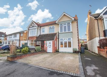 Thumbnail 3 bed semi-detached house for sale in Hillside Avenue, Waterlooville