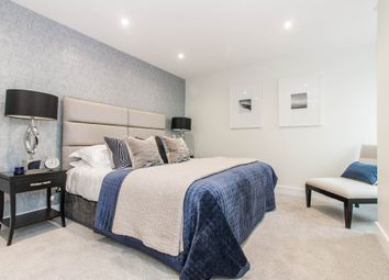 Thumbnail 2 bed flat to rent in Gideon Mews, St. Mary's Road, London