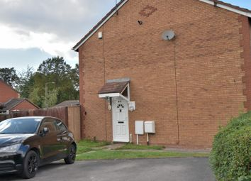 Thumbnail 1 bed semi-detached house to rent in Avern Close, Tipton