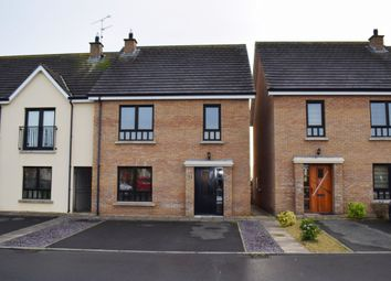 Thumbnail 4 bed town house for sale in Butlers Wharf, Derry/Londonderry