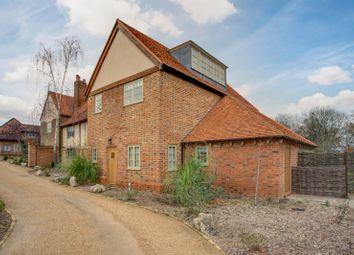 Denham Lane, Chalfont St. Peter, Gerrards Cross, Buckinghamshire SL9. 4 bed semi-detached house for sale
