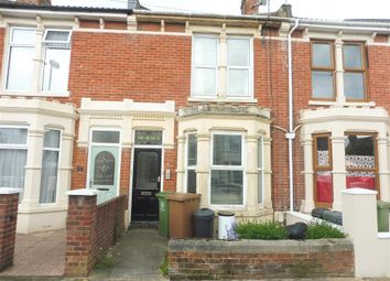 Thumbnail 1 bedroom flat to rent in Wykeham Road, Portsmouth