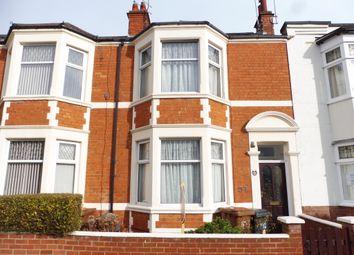 Thumbnail 3 bedroom terraced house for sale in Ardington Road, Abington, Northampton