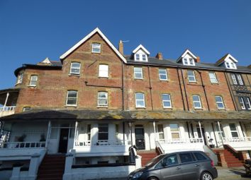 Thumbnail 1 bed flat to rent in Sussex Gardens, Westgate-On-Sea