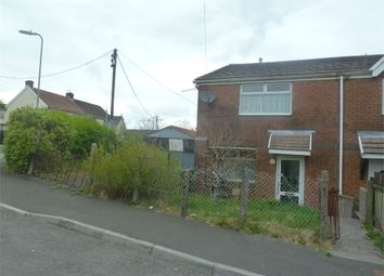 Thumbnail 3 bed semi-detached house for sale in Sunny Crescent, Cymmer, Port Talbot, West Glamorgan
