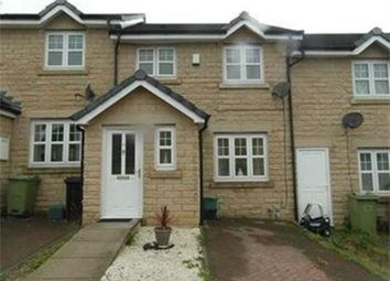 Thumbnail 2 bed terraced house to rent in Spring Mills Grove, Batley