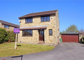 Thumbnail 4 bed detached house for sale in Woodleigh Grove, Huddersfield