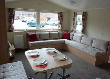 Thumbnail 3 bed mobile/park home for sale in Skinburness Court, Silloth, Wigton