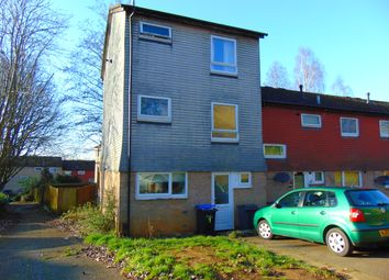Thumbnail 5 bed end terrace house for sale in Foxwell Square, Northampton