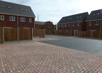 Thumbnail 3 bedroom town house for sale in Station Road, Langley Mill, Nottingham