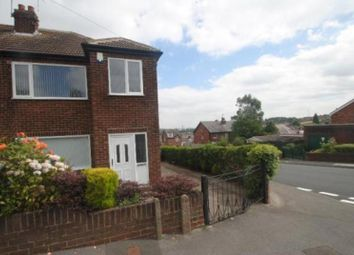 Thumbnail 3 bed semi-detached house to rent in Raynville Avenue, Bramley, Leeds, West Yorkshire