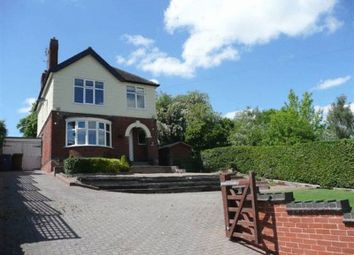Thumbnail 3 bed detached house for sale in Belmot Road, Tutbury, Burton-On-Trent