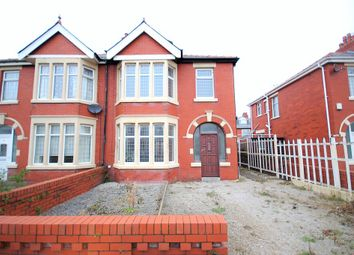 Thumbnail 4 bed semi-detached house for sale in St. Martins Road, Blackpool