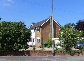 Thumbnail 3 bed detached house for sale in Garstang Road West, Poulton-Le-Fylde
