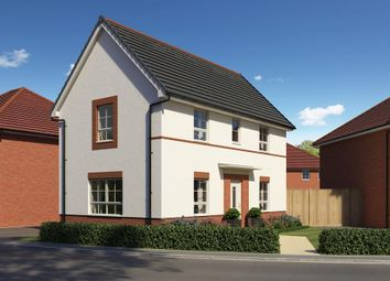 """Thumbnail 3 bed detached house for sale in """"Moresby"""" at Yalberton Road, Paignton"""