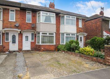 Thumbnail 3 bedroom terraced house for sale in Ridgeway Road, Hull