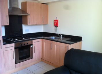 Thumbnail 1 bed flat to rent in Beaconsfield, Manchester