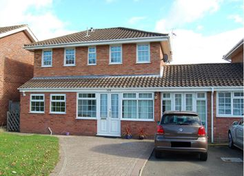 Thumbnail 4 bed detached house for sale in Sandown Drive, Hereford