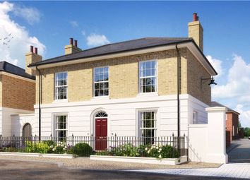 Thumbnail 4 bedroom detached house for sale in Halstock Street, Poundbury, Dorchester, Dorset