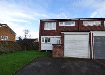 Thumbnail 3 bed semi-detached house for sale in School Lane, Radford Semele, Leamington Spa, Warwickshire