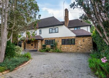 Thumbnail 5 bed detached house for sale in Heathside Road, Northwood